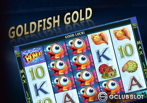 Goldfish Gold Slot from GClub