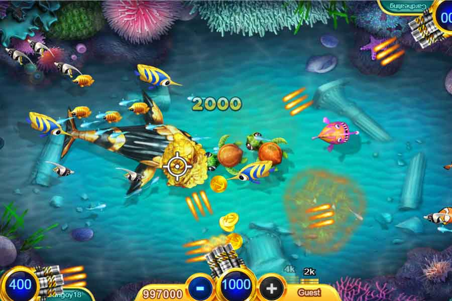 More Tips That Help You to Enjoy A Fish Shooter Game
