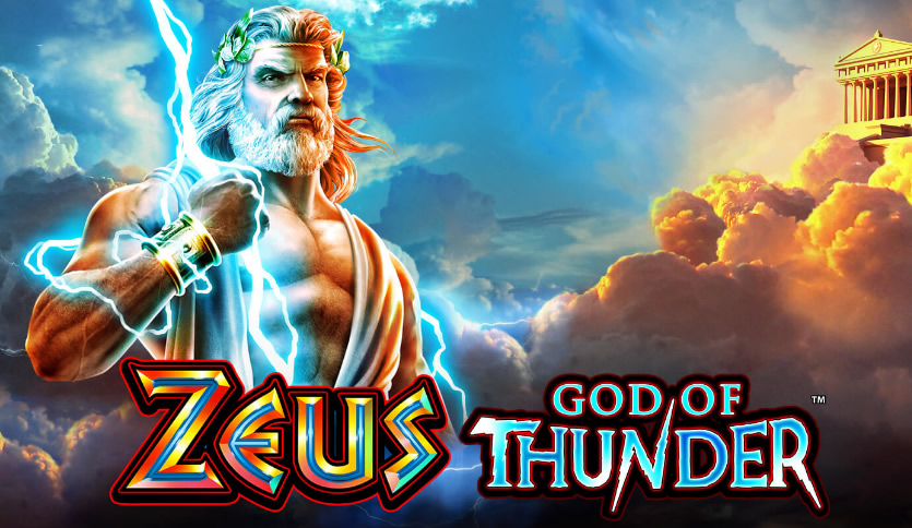 Zeus, The Olympian God of Thunder Online Slot