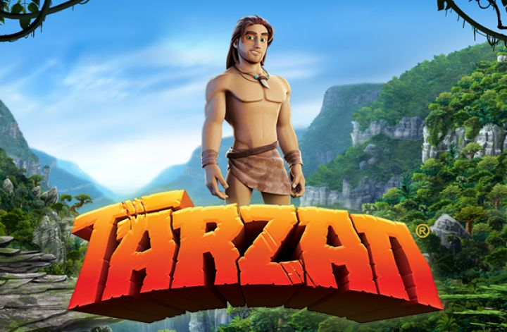 Tarzan, A Fictional Character Ready to Grant You Rewards