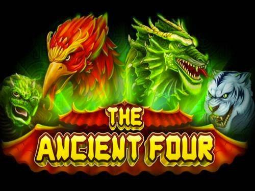 Ancient Four Slot Dragon, Phoenix, Tiger, Turtle
