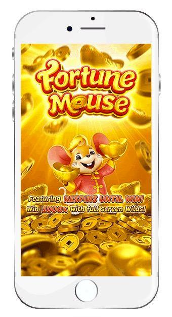 Fortune Mouse Slot - can play in Mobile