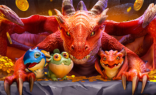 Dragon Hatch: A Shooting Game With Lots Bonus